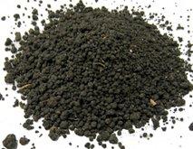 sewage sludge sample for ASTM D6866 testing