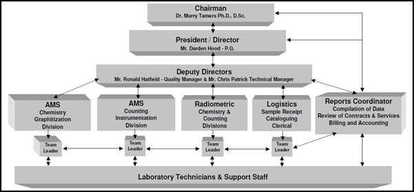 Beta Analytic Organization
