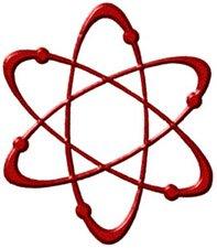 carbon atom model