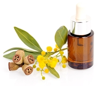 Natürliche ätherische Öle Echtheitsprüfung von natürlichen Produkten