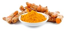 Carbon-14 analysis curcumin turmeric