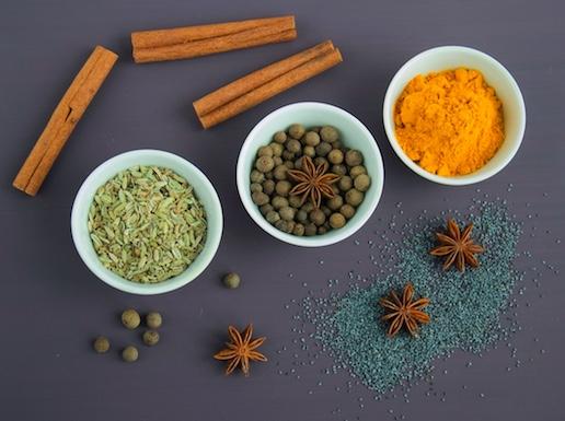 food natural ingredients