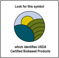 The USDA BioPreferred Label