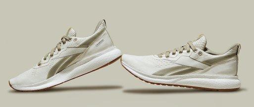 Reebok biobased shoes